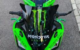 Windschutzscheibe-Monster