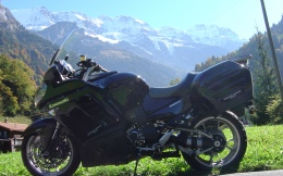 töffausfahrt mit neuer GTR 1400 006