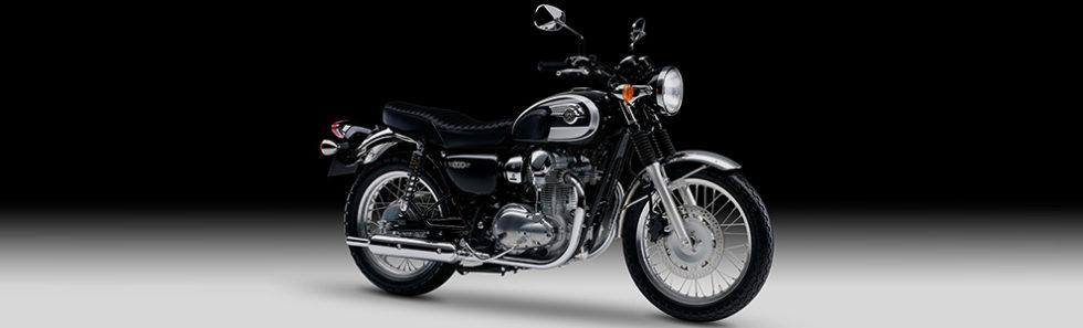 Der Retro-Klassiker W800