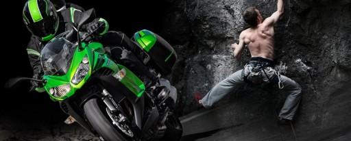 Die Z1000SX kombiniert Sportlichkeit und Leistung mit praktischen Features wie einem verbesserten Kofferträgerset,...